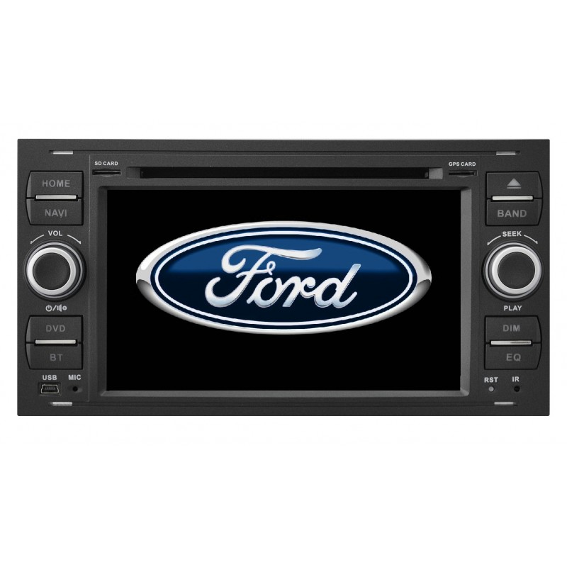 ford dvd gps. Black Bedroom Furniture Sets. Home Design Ideas