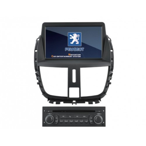 peugeot dvd gps. Black Bedroom Furniture Sets. Home Design Ideas
