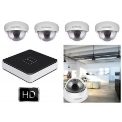 IP Camera Kit - 4x IP Camera + NVR - Overmax Camspot 3.0 HD