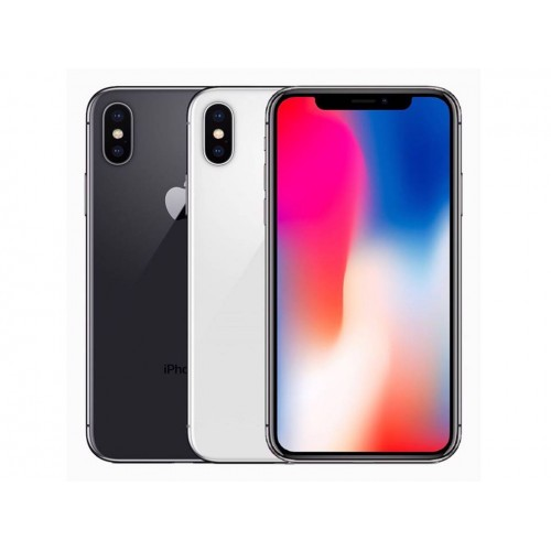 Pre-Owned iPhone X 64GB 12 months warranty