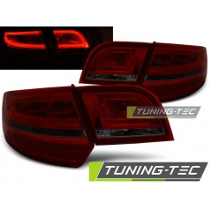 LDAUA8 AUDI A3 8P 04-08 SPORTBACK RED SMOKE LED