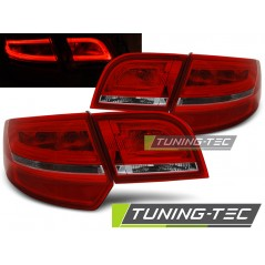 LDAUA7 AUDI A3 8P 04-08 SPORTBACK RED WHITE LED