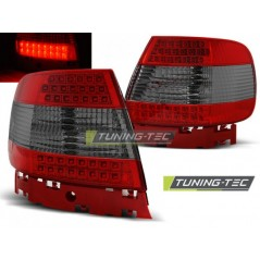 LDAU83 AUDI A4 11.94-09.00 RED SMOKE LED