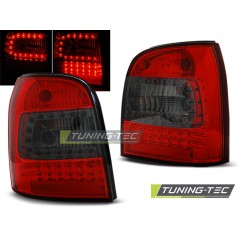 LDAU94 AUDI A4 94-01 ESTATE RED SMOKE LED
