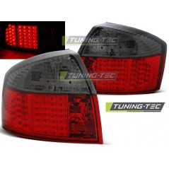 LDAU80 AUDI A4 10.00-10.04 RED SMOKE LED