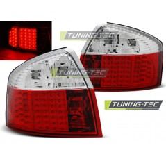 LDAU79 AUDI A4 10.00-10.04 RED WHITE LED