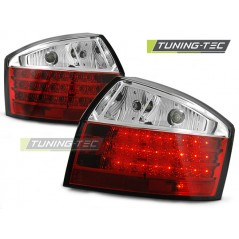 LDAU27 AUDI A4 10.00-10.04 RED WHITE LED