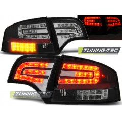 LDAU71 AUDI A4 B7 11.04-03.08 SALOON BLACK LED