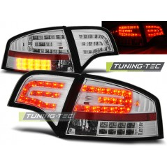 LDAU69 AUDI A4 B7 11.04-03.08 SALOON CHROME LED