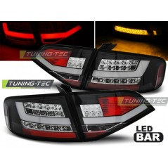 LDAUA0 AUDI A4 B8 08-11 SALOON BLACK LED