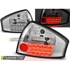 LDAU09 AUDI A6 05.97-.05.04 CHROME LED