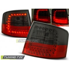 LDAU52 AUDI A6 05.97-05.04 ESTATE RED SMOKE LED