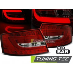 LDAUC5 AUDI A6 C6 SALOON 04.04-08 RED WHITE LED 7PIN