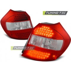 LDBM20 BMW E87/E81 04-08.07 RED WHITE LED