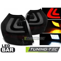 LDBM98 BMW E87/E81 04-08.07 SMOKE BLACK LED BAR
