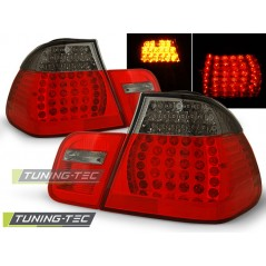 LDBM79 BMW E46 09.01-03.05 SALOON RED SMOKE LED