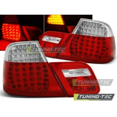 LDBM69 BMW E46 04.99-03.03 COUPE RED WHITE LED