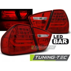 LDBMC7 BMW E90 03.05-08.08 RED LED BAR