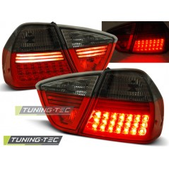 LDBM32 BMW E90 03.05-08.08 RED SMOKE LED