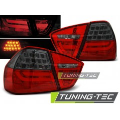 LDBMC6 BMW E90 03.05-08.08 RED SMOKE LED BAR