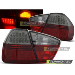 LDBM68 BMW E90 03.05-08.08 RED SMOKE LED INDIC.