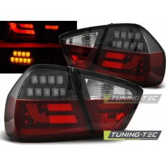LDBM74 BMW E90 03.05-08.08 RED WHITE BLACK LED BAR