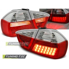 LDBM26 BMW E90 03.05-08.08 RED WHITE LED