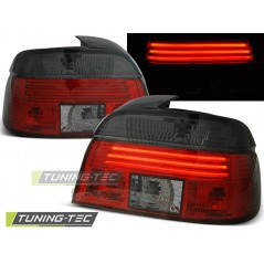 LDBM43 BMW E39 09.95-08.00 RED SMOKE LED