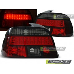 LDBM10 BMW E39 09.95-08.00 RED SMOKE LED
