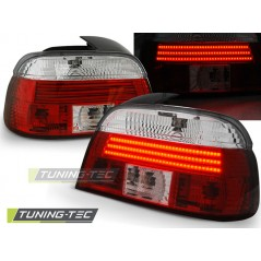 LDBM44 BMW E39 09.95-08.00 RED WHITE LED
