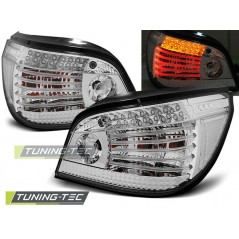 LDBM61 BMW E60 07.03-07 CHROME LED