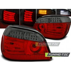 LDBM95 BMW E60 07.03-07 RED SMOKE LED