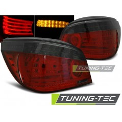 LDBMA1 BMW E60 07.03-07 RED SMOKE LED