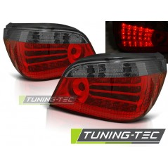 LDBM17 BMW E60 07.03-07 RED SMOKE LED