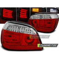 LDBM94 BMW E60 07.03-07 RED WHITE LED