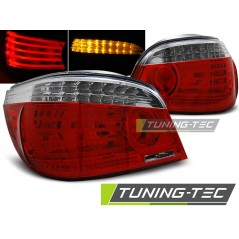 LDBMA0 BMW E60 07.03-07 RED WHITE LED
