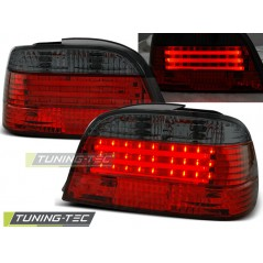 LDBM45 BMW E38 06.94-07.01 RED SMOKE LED