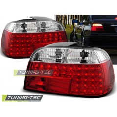 LDBM09 BMW E38 06.94-07.01 RED WHITE LED