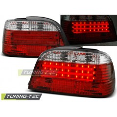 LDBM46 BMW E38 06.94-07.01 RED WHITE LED