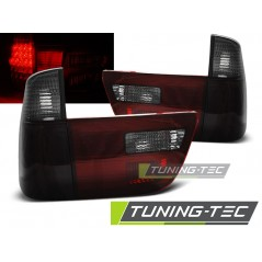 LDBMA4 BMW X5 E53 09.99-06 RED SMOKE LED