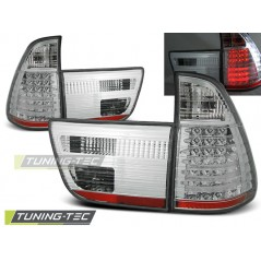 LDBM22 BMW X5 E53 09.99-10.03 CHROME LED