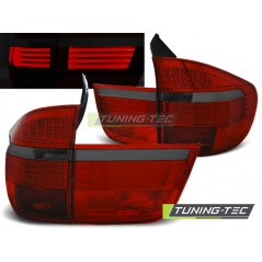 LDBM92 BMW X5 E70 03.07-05.10 RED SMOKE LED