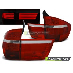 LDBM91 BMW X5 E70 03.07-05.10 RED WHITE LED