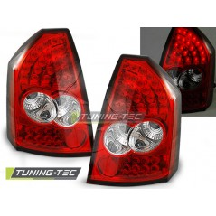 LDCH02 CHRYSLER 300C 05-10 RED WHITE LED