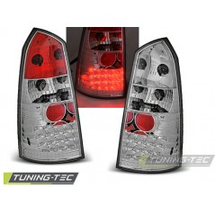 LDFO01 FORD FOCUS MK1 10.98-10.04 ESTATE CHROME LED