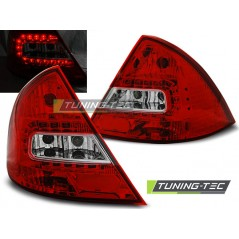 LDFO35 FORD MONDEO MK3 09.00-07 RED WHITE LED
