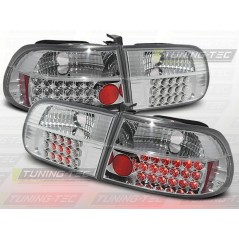 LDHO03 HONDA CIVIC 09.91-08.95 3D CHROME LED