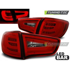 LDKI01 KIA SPORTAGE III 10- RED WHITE LED BAR