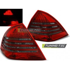 LDME60 MERCEDES C-CLASS W203 SALOON 00-04 RED SMOKE LED