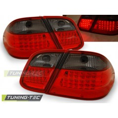 LDME16 MERCEDES W208 CLK 03.97-04.02 RED SMOKE LED